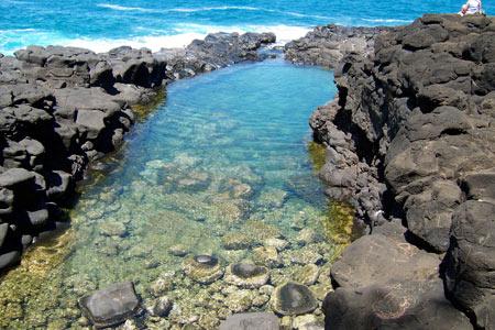 استخر های طبیعی,شگفت انگیزترین نقاط برای شنا کردن,حمام ملکه