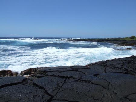 پونالو ساحل شن های سیاه,پونالو,ساحل سیاهرنگ پونالو